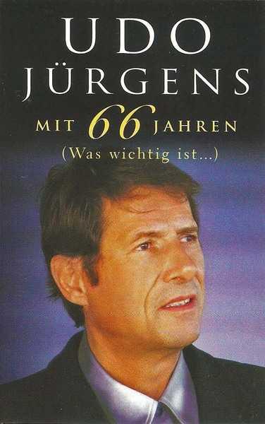 Udo Jürgens Mit 66 Jahren Was Wichtig Ist Werkschau Veröffentlichungen Die Udo Jürgens Fan Site