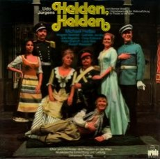Helden, Helden - LP Front-Cover
