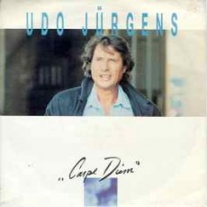 "Udo Jürgens - Carpe Diem / Vagabund - Vinyl-Single (7"") Front-Cover"