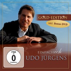 Udo Jürgens - Einfach ich (Gold Edition) - CD Front-Cover