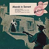 Abends in Sorrent - Vinyl-EP Front-Cover
