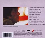 Udo Jürgens - Leave a little love  (Auflage 2011) - CD Back-Cover