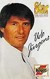 Udo Jürgens - Star Collection - Aber bitte mit Sahne - MusiCasette Front-Cover