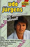 Udo Jürgens - Frohe Weihnacht überall - MusiCasette Front-Cover