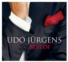 Udo Jürgens - Best of Udo Jürgens - CD Front-Cover