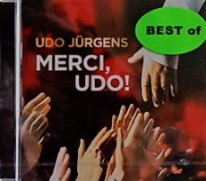 Udo Jürgens - Merci, Udo! - CD Front-Cover