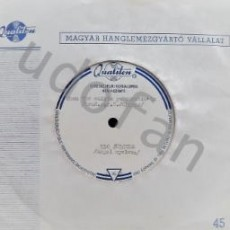 "Udo Jürgens - When the saints go marchin' in / Hully Gully - Vinyl-Single (7"") Front-Cover"