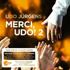 Udo Jürgens - Merci, Udo! 2 (2CD) - CD Front-Cover