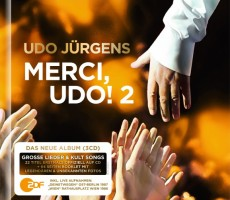Udo Jürgens - Merci, Udo! 2 (3CD) - CD Front-Cover