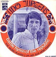 "Udo Jürgens - Battle Hymn of the Republic / The music played (Vinyl-Single (7""))"