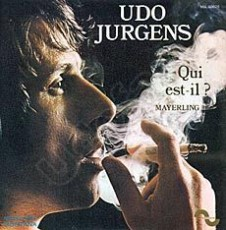 "Udo Jürgens - Qui est-il / Mayerling - Vinyl-Single (7"") Front-Cover"
