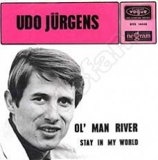 "Udo Jürgens - Ol' Man River / Stay in my world (Vinyl-Single (7""))"