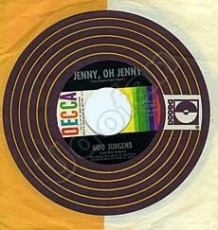 "Udo Jürgens - Jenny / Oh what a fool I've been (Vinyl-Single (7""))"