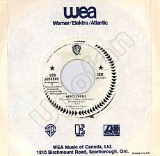 "Udo Jürgens - Merci Chérie / Stay, stay stay in my world - Vinyl-Single (7"") Front-Cover"