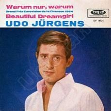 "Udo Jürgens - Warum nur, warum / Beautiful Dreamgirl (Vinyl-Single (7""))"