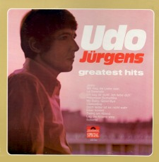 Udo Jürgens - Greatest Hits - LP Front-Cover