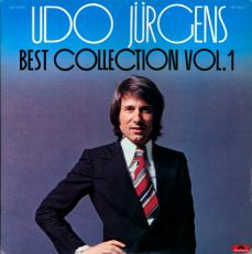 Udo Jürgens - Best Collection Vol. 1 - LP Front-Cover