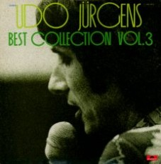 Udo Jürgens - Best Collection Vol. 3 - LP Front-Cover