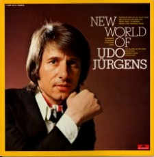 Udo Jürgens - New World of Udo Jürgens - LP Front-Cover