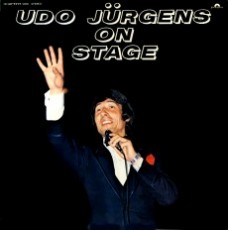 Udo Jürgens - On Stage - LP Front-Cover