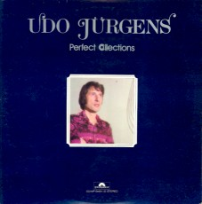 Udo Jürgens - Perfect Collections - LP Front-Cover