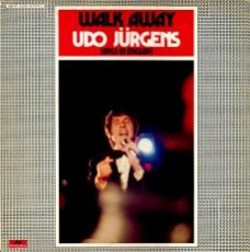 Udo Jürgens - Walk away - LP Front-Cover