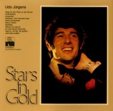 Udo Jürgens - Stars in Gold - LP Front-Cover