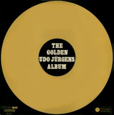 Udo Jürgens - The golden Udo Jürgens Album - LP Front-Cover