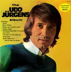 Udo Jürgens - The Udo Jürgens Album - LP Front-Cover