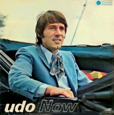 Udo Jürgens - Udo now - LP Front-Cover