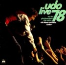 Udo live '78 - Front-Cover