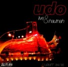 Udo live & hautnah - Front-Cover