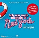 Ich war noch niemals in New York - Musical (Wien) - Front-Cover