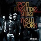 MTV unplugged in New York ((Best of) Sportfreunde Stiller) - Front-Cover