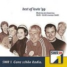 Best of Leute '99 - Front-Cover