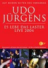 Es lebe das Laster - Live 2004 - Front-Cover