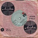 "Udo Jürgens - Leave a little love / Once in a while - Vinyl-Single (7"") Back-Cover"