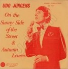 On the sunny side of the street / Autumn leaves - Front-Cover