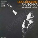Anuschka (LP-Version) / Du gingst vorbei - Front-Cover