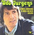 A mes amours, a mes beaux jours / Marie l' amour - Front-Cover