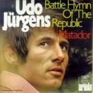 Battle Hymn of the Republic / Matador - Front-Cover