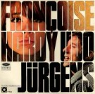 Francoise Hardy & Udo Jürgens - Front-Cover