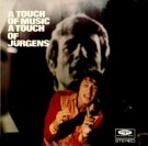 A touch of music -  A touch of Udo Jürgens - Front-Cover