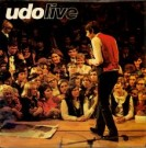 Udo live - Front-Cover