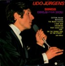 Udo Jürgens sings only for you - Front-Cover