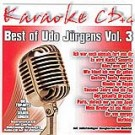Karaoke CD - Best of Vol. 3 - Front-Cover