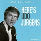 Here's Udo Jürgens - Front-Cover