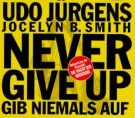 Never give up - Front-Cover