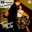 Teenage Party - 25 deutsche Jive-Raritäten - Front-Cover