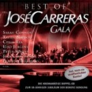 Best of José Carreras Gala - Front-Cover